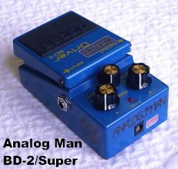 Boss BD-2/Super