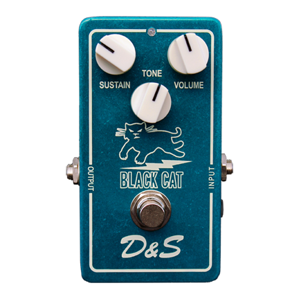 Black Cat D&S Pedal
