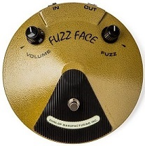Eric Johnson Signature Fuzz Face EJF1