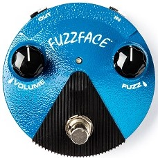 Silicon Fuzz Face Mini Distortion FFM1
