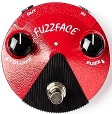 Germanium Fuzz Face Mini Distortion – FFM2