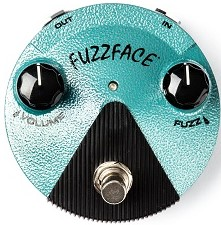Jimi Hendrix Fuzz Face Mini Distortion FFM3