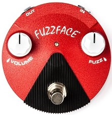 Band of Gypsys Jimi Hendrix Fuzz Face Mini FFM6