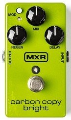 MXR Carbon Copy Bright Analog Delay M269SE