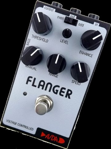 A/DA PBF Pedal Board Friendly Flanger