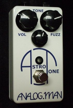 aNaLoG MaN Custom Guitar Effects Pedals
