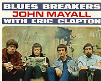 Blues Breakers album cover
