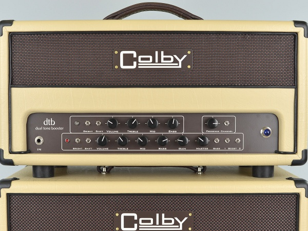 Colby Amps dtb-50 head