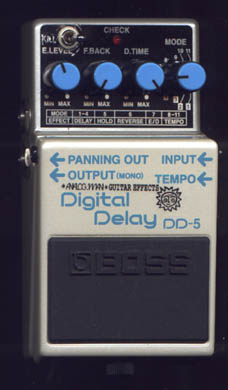 wholesale dealer discount lowest discount Boss DD-5 and DD-6 Digital Delay Mods