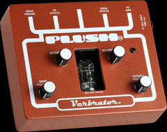 Fuchs Plush Verbrator Reverb and Effects Loop Pedal