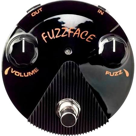 Joe Bonamassa Fuzz Face Mini FFM4