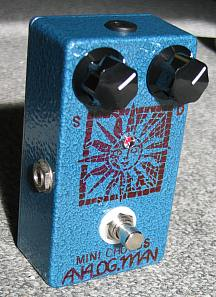Mini-Chorus blue hammertone