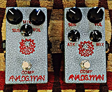 Analog Man Small Comprossor