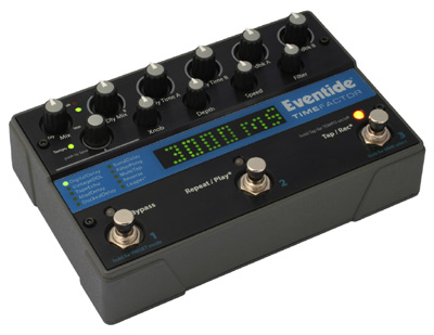 Eventide TimeFactor Digital Delay Pedal