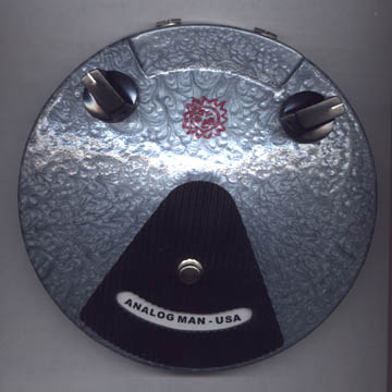Jim Weider's aNaLoG.MaN Fuzzface (now owned by KWS)
