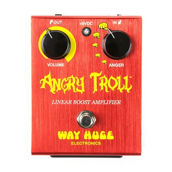 Way Huge Angry Troll Linear Boost Amp WHE-101