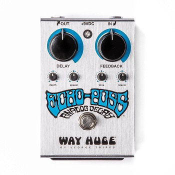 Way Huge Echo-Puss WHE-702S Analog Delay Pedal