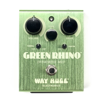 Way Huge Green Rhino MK-II WHE-202 overdrive pedal