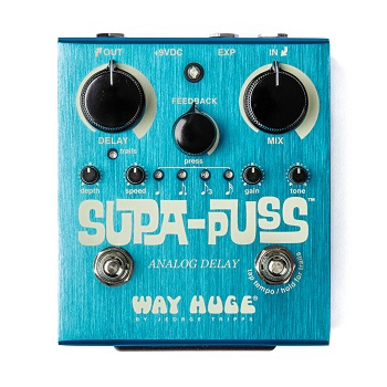 Way Huge SUPA PUSS WHE707 Analog Delay Pedal